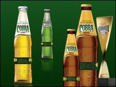 Cobra beers