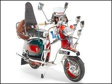 Quadrophenia scooter