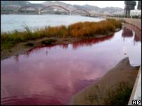 Желтая река в Китае