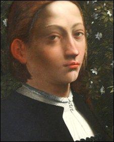 Lucrezia Borgia by artist Dosso Dossi