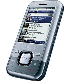 3's Facebook phone