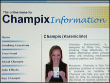 champix website