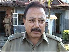 Officer Prakash Pradham