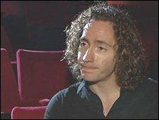 Special People film director Justin Edgar