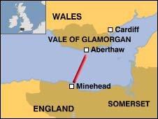 The Severn estuary