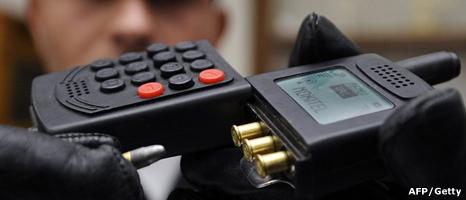 Mafia mobile gun