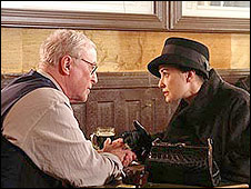 Sir Michael Caine and Demi Moore in Flawless