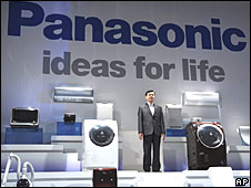 Fumio Ohtsubo, president of Panasonic