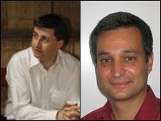 Douglas Alexander/Dr Alvaro Bermejo