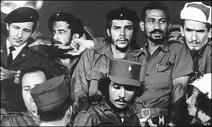 Integrantes del grupo revolucionarios de 1959