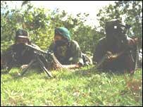 Soldados del ELN