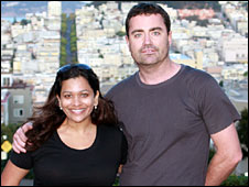 Aarti Betigeri and Jason Staines