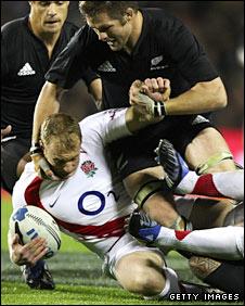 New Zealand captain Richie McCAw