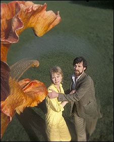 A scene from The Day of The Triffids (1981)