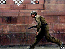 The attack on Delhi's parliament, 13 December 2001