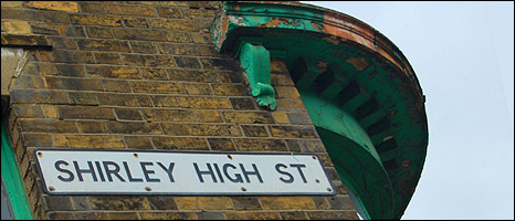 Shirley High Street, Southampton