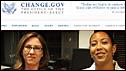 Change.gov website