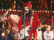 Wizzard on Top Of The Pops