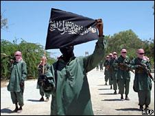 Islamist fighters (File photo)