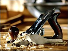 Woodworking tool. Pic by Eyewire Inc