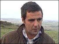 Farmer Ben Taylor