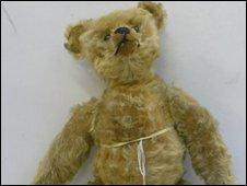 1908 teddy bear