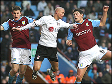 James Milner, Paul Konchesky, Gareth Barry