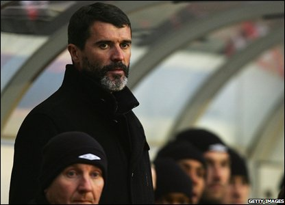 Sunderland manager Roy Keane does not like what he sees from the dugout as pressure mounts on his team