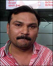 Pappu Mishra, restaurant-owner at Mumbai's Victoria Terminus railway station