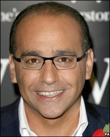Dragons' Den entrepreneur Theo Paphitis (file photo)