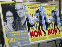 Плакаты в Женеве