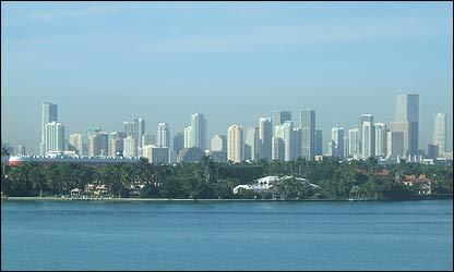 Vista de la ciudad de Miami (Foto: Emilio San Pedro)