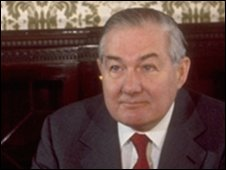Prime Minister and leader of the Labour Party Jim Callaghan