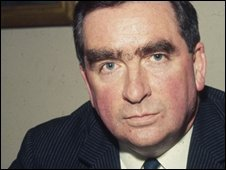 Denis Healey in 1968