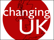 Changing UK logo