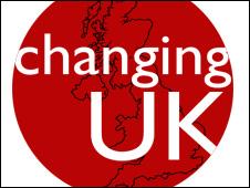 Changing UK logo