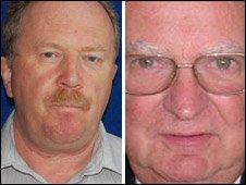 Alan Breckon and Terry Le Sueur