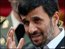 Mahmoud Ahmadinejad - 24/11/2008