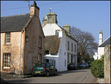 Cromarty. Pic: Undiscovered Scotland