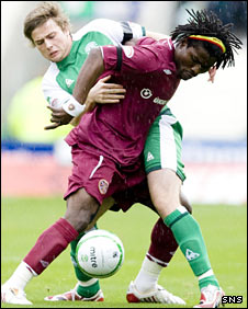 Lewis Stevenson and Laryea Kingston
