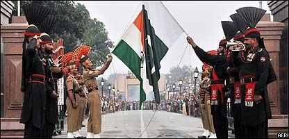 Frontera entre India y Pakistán