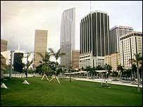 Edificios en Miami