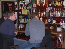 Irish bar in Riga