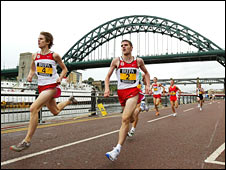 The meeting will take place on Newcastle's quayside