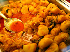 Curry (Picture: Bhasker Solanki)