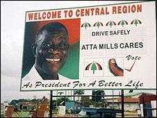 John Atta Mills
