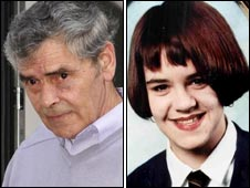 Peter Tobin and Vicky Hamilton