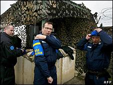 Eulex police - 27/11/2008