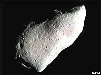 Asteroide Gaspra