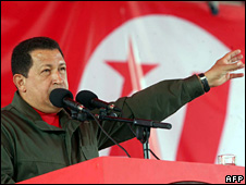 President Hugo Chavez. File photo
